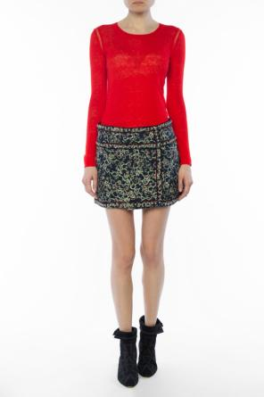 Patterned quilted skirt od Isabel Marant Etoile